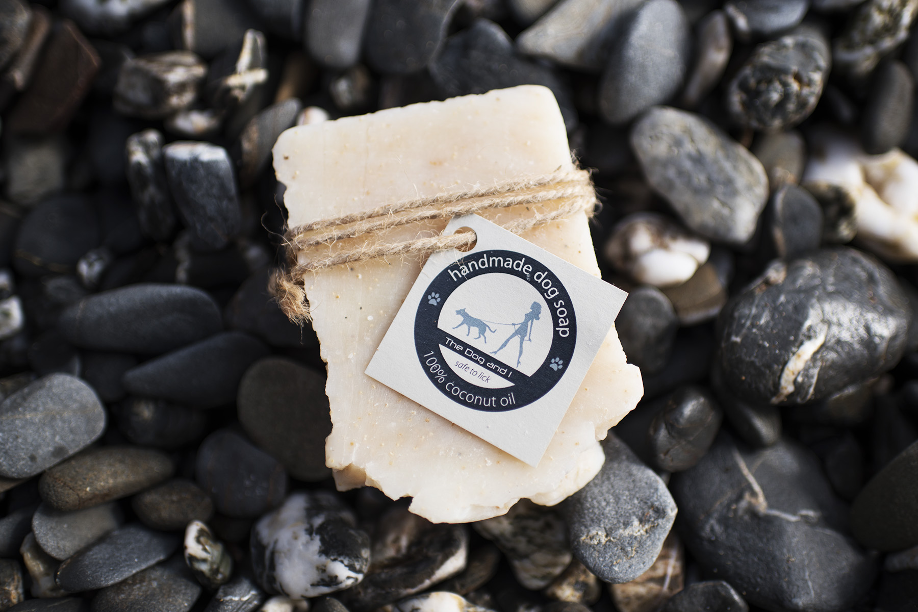 The Dog and I Plastic Free Soap | The Cornish Dog