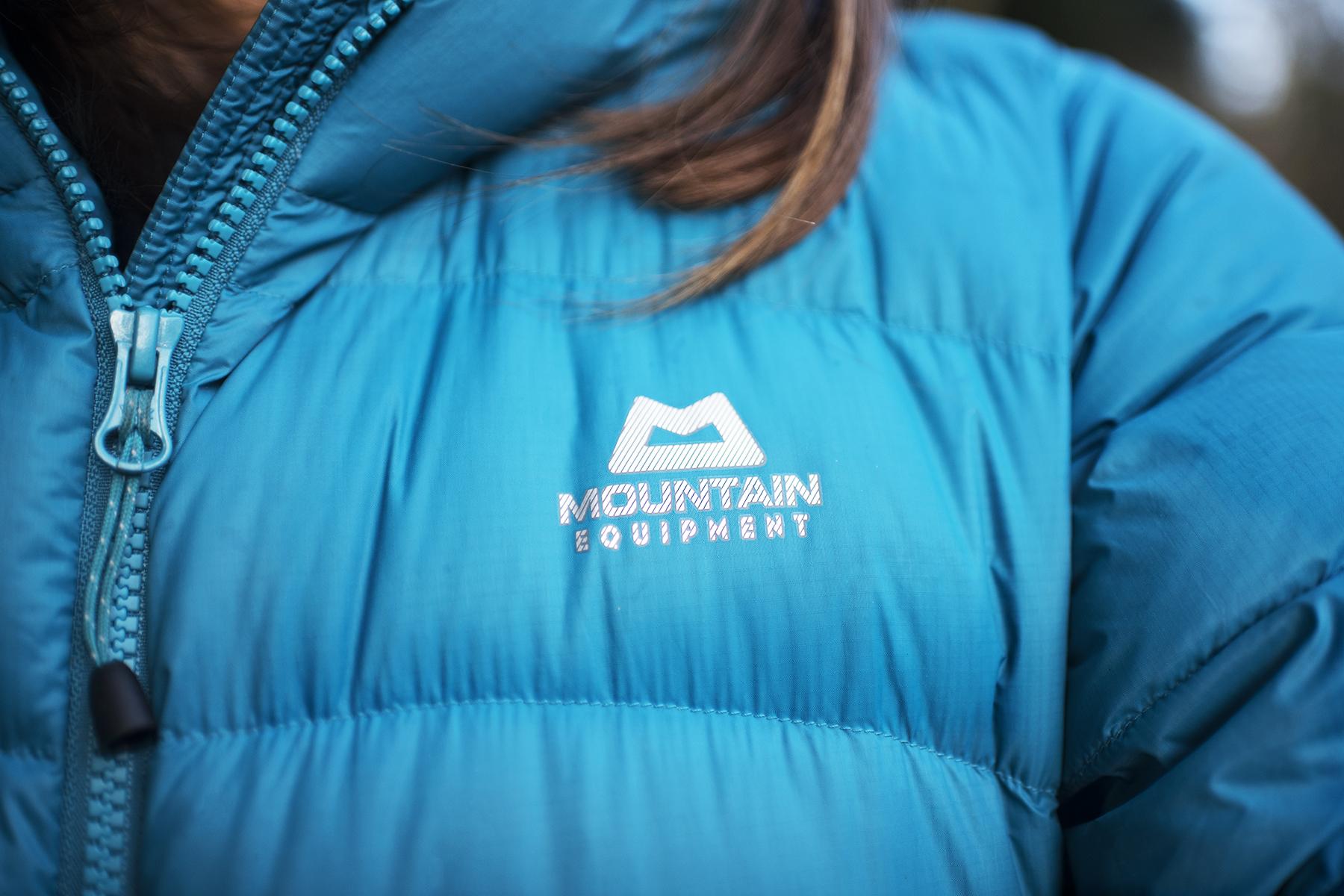 Mountain Equipment Skyline Down Jacket | The Cornish Dog